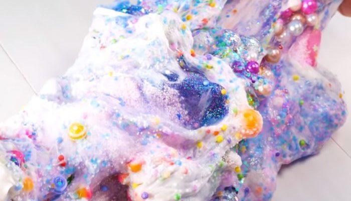Разноцветная смесь